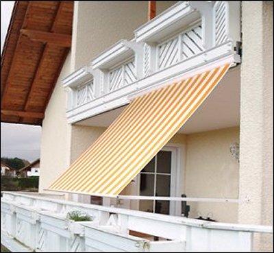 Toldos para el balc n toldos for Precios de toldos para balcones